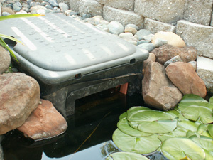 Homemade Pond Filter Box Car Interior Design